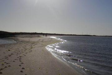 Islas del Algarve portugués en velero