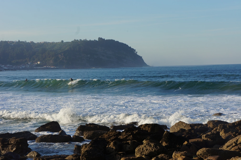 Surf en Rodiles