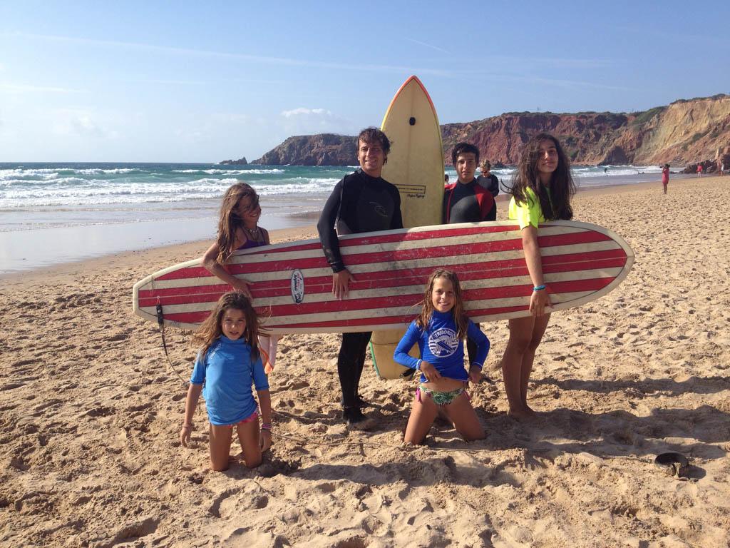 7 días de surf en Rodiles