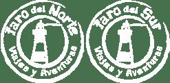 Faro del Sur y Faro del Norte
