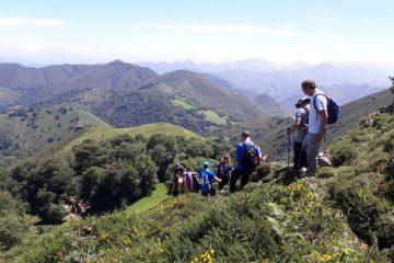 Faro del Norte, senderismo en Asturias