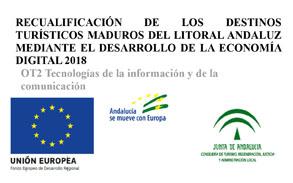 Subvención Destinos turísticos litoral andaluz